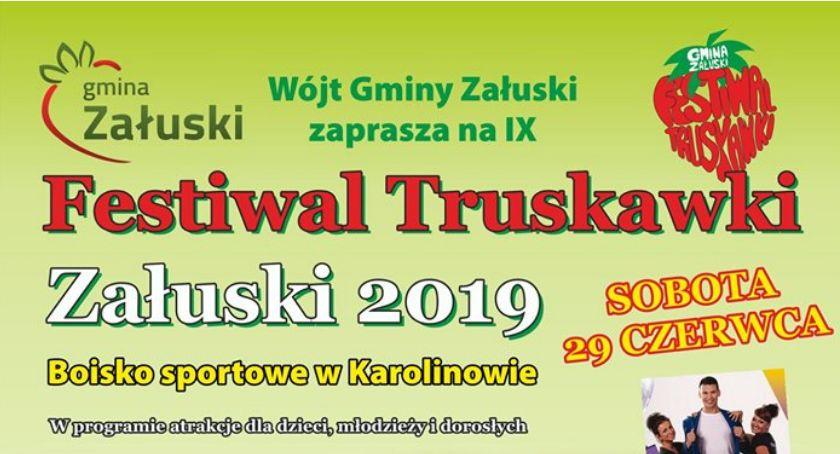 zaproszenia, dziewiąty festiwal - zdjęcie, fotografia