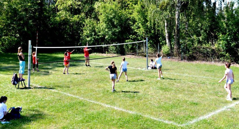 rekreacja, Pierwszy dzień sportu gminy Załuski - zdjęcie, fotografia