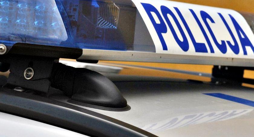 wypadki, Potrącenie rowerzysty dziesiątce ranny nastolatek - zdjęcie, fotografia