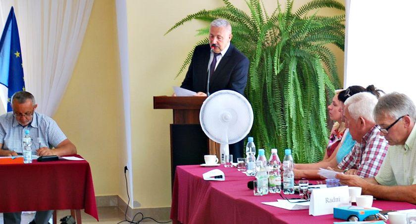samorząd, Wotum zaufania absolutorium Baboszewie jednogłośnie - zdjęcie, fotografia