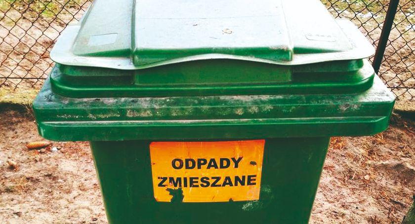 samorząd, (wyższe) stawki śmieci Raciążu - zdjęcie, fotografia