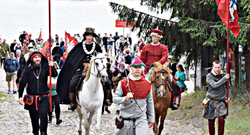 zaproszenia, Jagiełły drugi czyli ciekawy weekend Czerwińsku - zdjęcie, fotografia