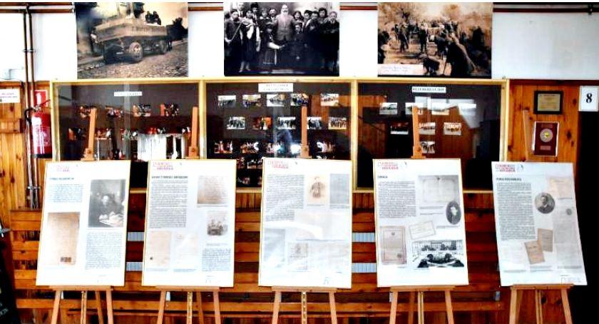 wystawy, Rzecz Stanisławie Posnerze wystawa Sochocin - zdjęcie, fotografia