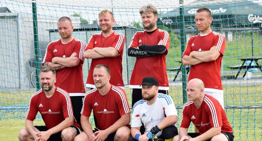 piłka nożna, Olsztyn najlepszy baboszewskim turnieju oldbojów - zdjęcie, fotografia