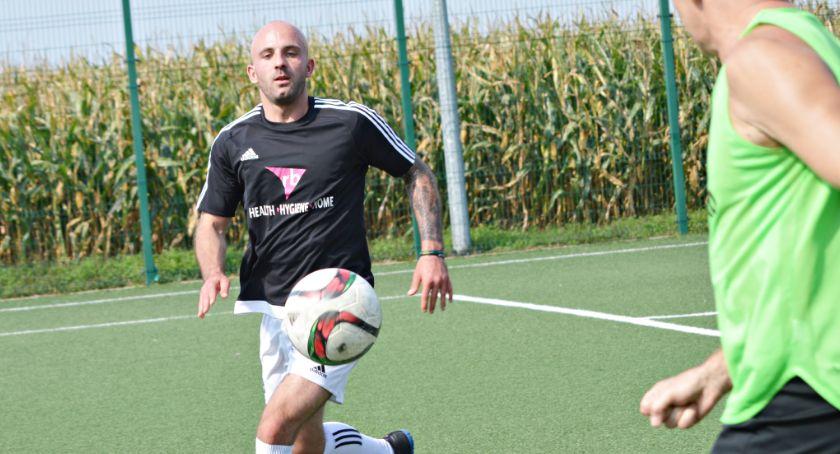 piłka nożna, poprzednim puchar wygra tegoroczny Puchar Baboszewie - zdjęcie, fotografia