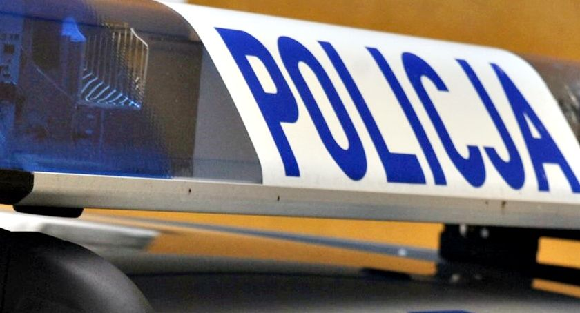wypadki, Policja szuka świadków zdarzenia Szpondowie - zdjęcie, fotografia