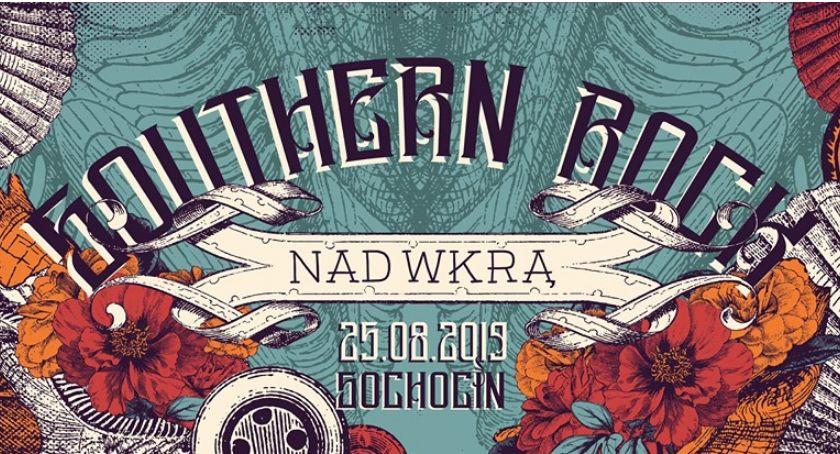 zaproszenia, niedzielę festiwal Southern Wkrą - zdjęcie, fotografia