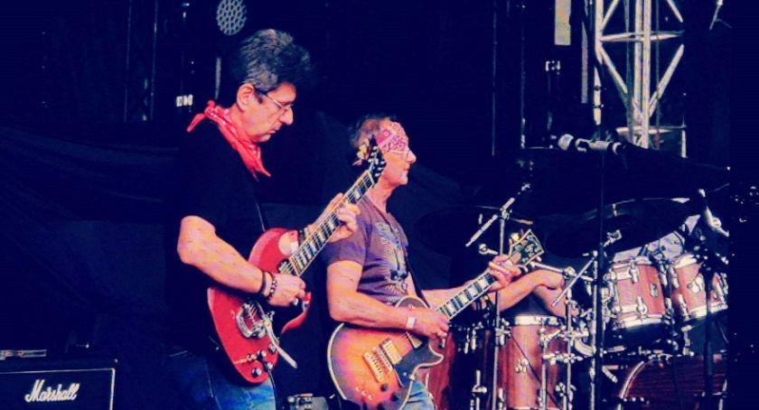sukcesy, Blues zagrał festiwalu Legendy Rocka! - zdjęcie, fotografia
