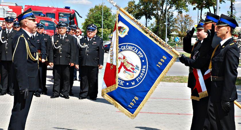 święta/uroczystości, Uroczyste pożegnanie komendanta Jakubowskiego - zdjęcie, fotografia