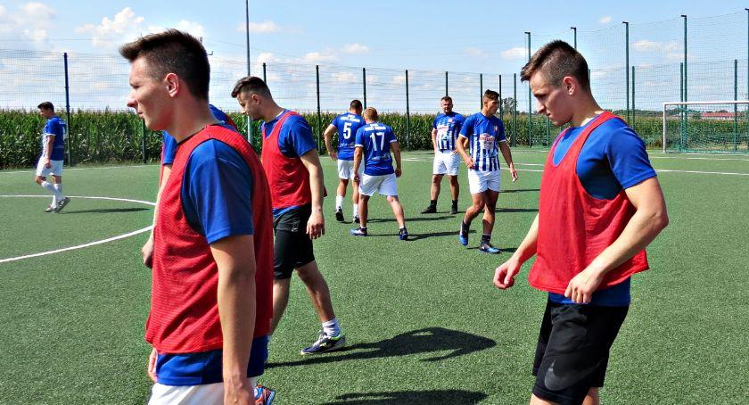 piłka nożna, Pucharu Baboszewie pełna stawka finału - zdjęcie, fotografia