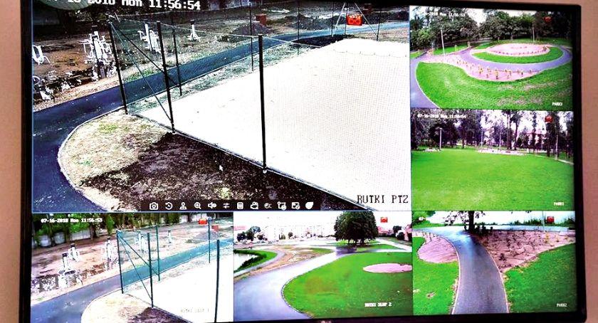 bezpieczeństwo, Będą dodatkowe kamery - zdjęcie, fotografia