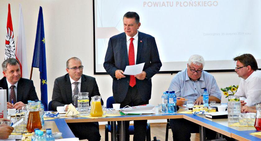 samorząd, Konwent wójtów burmistrzów razem Dzierzążni - zdjęcie, fotografia