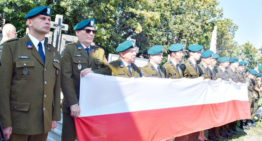 święta państwowe/samorządowe, Pamięć wojennym wrześniu - zdjęcie, fotografia