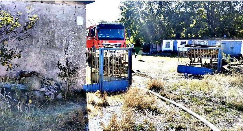 straż w akcji, Strażackie pigułce - zdjęcie, fotografia