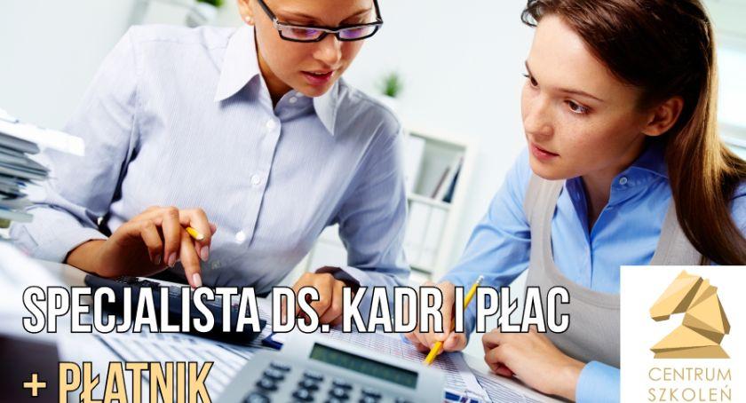 promocja, Zostań kadrowcem takiego specjalisty wszyscy szukają Fachowy płońskim Centrum Szkoleń Biznesu - zdjęcie, fotografia