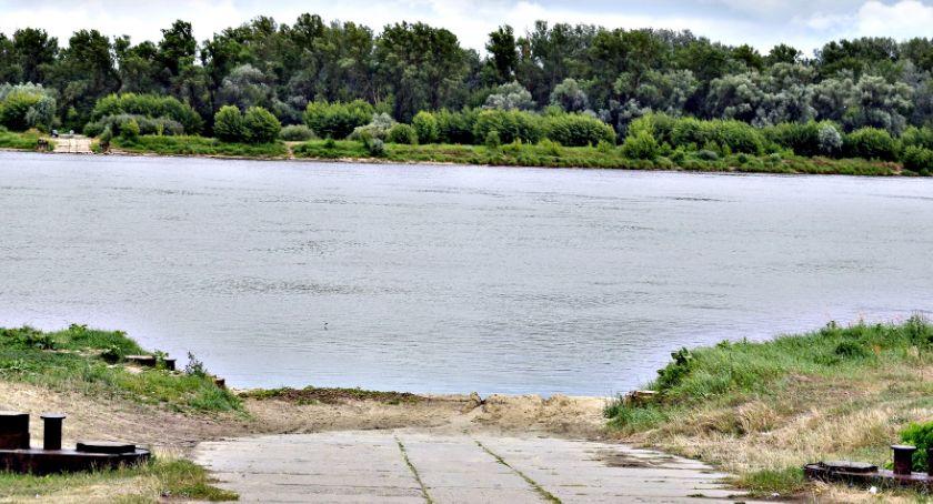 ekologia, gminie Czerwińsk warunkowo przydatna Wisłą nadal trzeba uważać - zdjęcie, fotografia