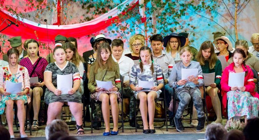 koncerty, Patriotyczne śpiewowisko Czerwińsku - zdjęcie, fotografia