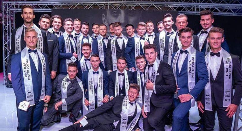sukcesy, Daniel finale Mister Polski! - zdjęcie, fotografia