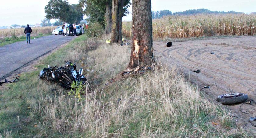 wypadki, Koszmarny wtorek kolejny śmiertelny wypadek - zdjęcie, fotografia