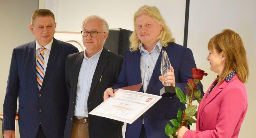 konkursy, Marek Gorlikowski laureatem nagrody Jędrzejewicza - zdjęcie, fotografia