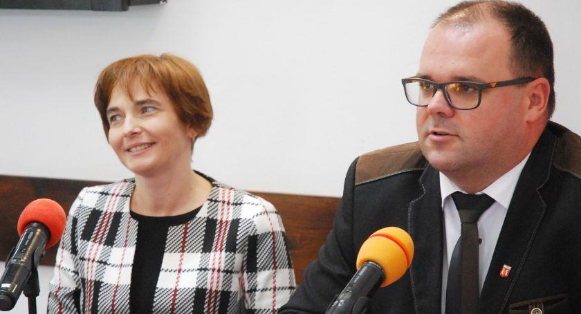 samorząd, Ruszył próbny Czerwińsku - zdjęcie, fotografia
