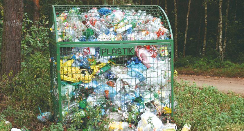 samorząd, Więcej śmieci gminie Załuski - zdjęcie, fotografia