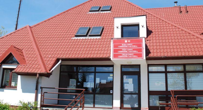 ogłoszenia samorządowe, Wójt gminy Czerwińsk informuje rokowaniach zbycie nieruchomości wykazie nieruchomości przeznaczonych dzierżawy - zdjęcie, fotografia
