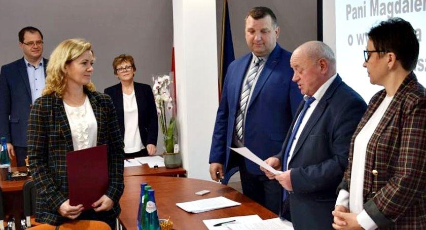 samorząd, radna Naruszewie - zdjęcie, fotografia