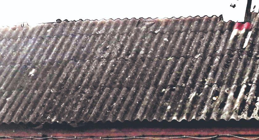 samorząd, Azbestowe programy gminach Joniec Naruszewo - zdjęcie, fotografia