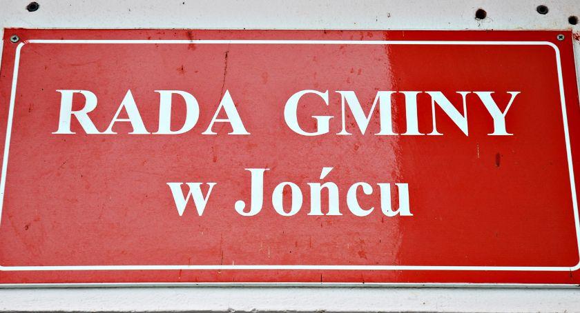 samorząd, Podatki gminie Joniec uchwalone - zdjęcie, fotografia