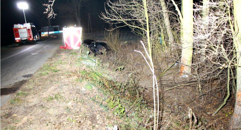 wypadki, Tragiczny wypadek Koliszewie zginęła latka - zdjęcie, fotografia