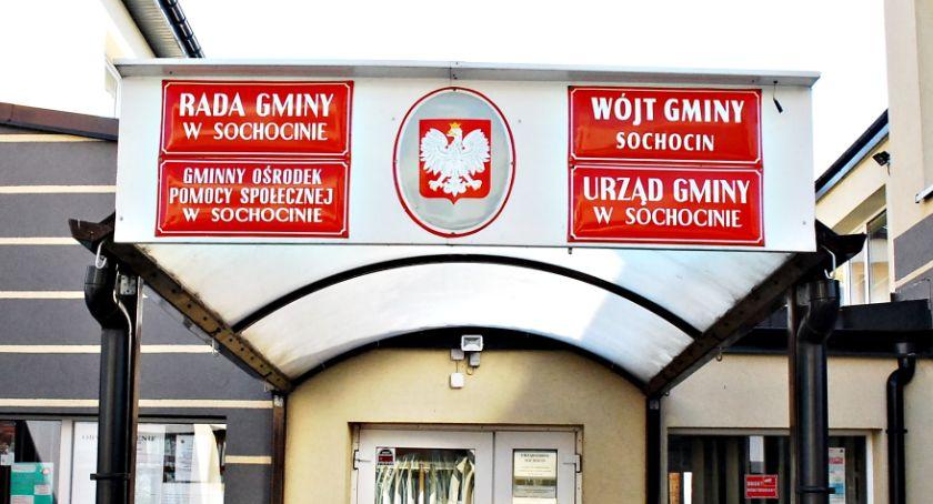 samorząd, Podatki gminie Sochocin transportowy niższy nieruchomości rolny wyższe - zdjęcie, fotografia