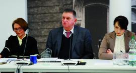 Na sesji o sytuacji mieszkaniowej w Płońsku
