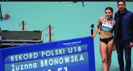 Zuzanna Bronowska mistrzynią Polski U-18, brąz Marty Gorczyńskiej