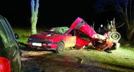Tragiczne zderzenie w Sielcu