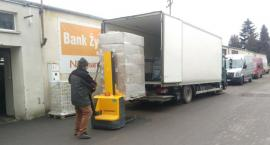 Ruszyło wydawanie żywności w Czerwińsku