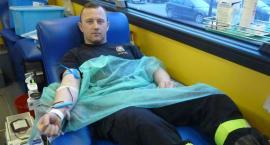 13 litrów krwi!
