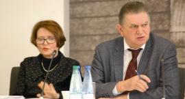 Obwodnica, okręgi i oświetleniowy lifting, czyli sesja w Płońsku