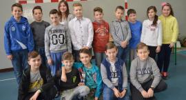 Młodzież zapobiega pożarom w Lisewie