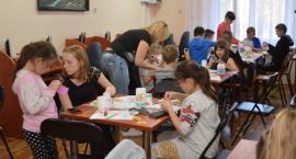 Program plastyczny w gminie Naruszewo