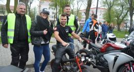 Atrakcji moc na pikniku motocyklowym