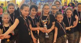 Skorp Dance Studio wytańczył kolejne medale i puchary