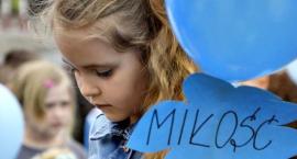 Tysiąc żurawi dla autyzmu w Raciążu