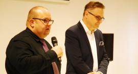 Spotkanie z historią – Piotr Gursztyn w Płońsku