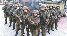 3 maja w Raciążu - z udziałem Strzelców