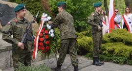 Uroczystości 3 Maja w Raciążu
