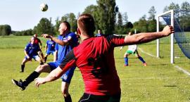 Piękny finał piłkarskiego weekendu - Gladiator pierwszy raz wiosną zwycięski!