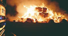 Piwnica, gaz i bele słomy - strażackie dni w pigułce