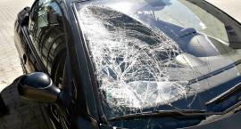 Tragiczne potrącenie - kobieta zmarła, kierowca uciekł, ale został zatrzymany