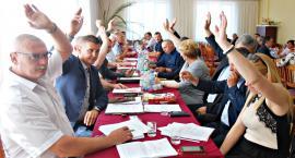 Zamieszanie w Baboszewie - sesja przerwana